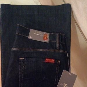 """7 For All Mankind """"Ginger Flare"""" NWT"""